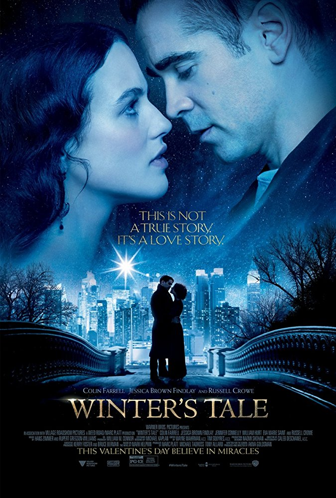 poster Winter's Tale (2014)