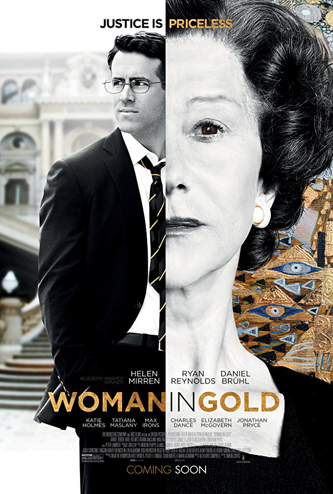 poster Woman in Gold (2015)