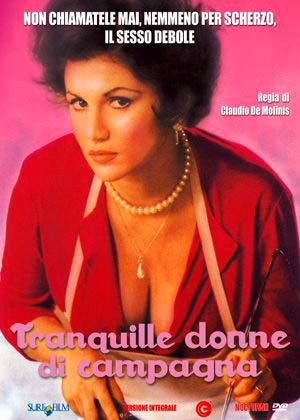 poster1 Tranquille donne di campagna (1980)
