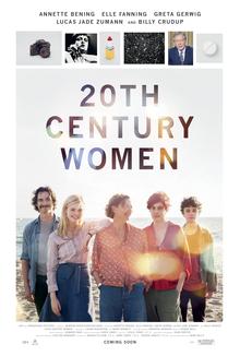 poster 20th Century Women (2016)