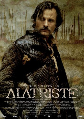 poster Alatriste (2006)