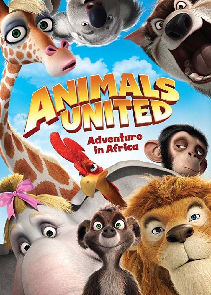poster Animals United (2010)