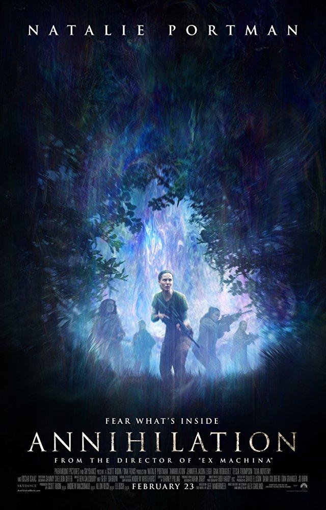 poster Annihilation (2018)