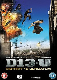 poster Banlieue 13 Ultimatum aka D13-U (2009)