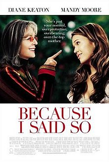 poster Because I Said So (2007)
