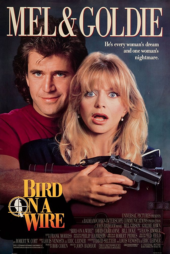 poster Bird on a Wire (1990)