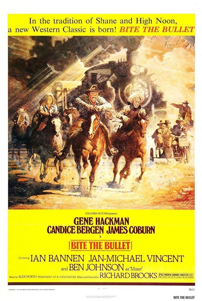 poster Bite the Bullet (1975)