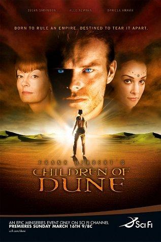 poster Children of Dune (TV Mini-Series 2003)