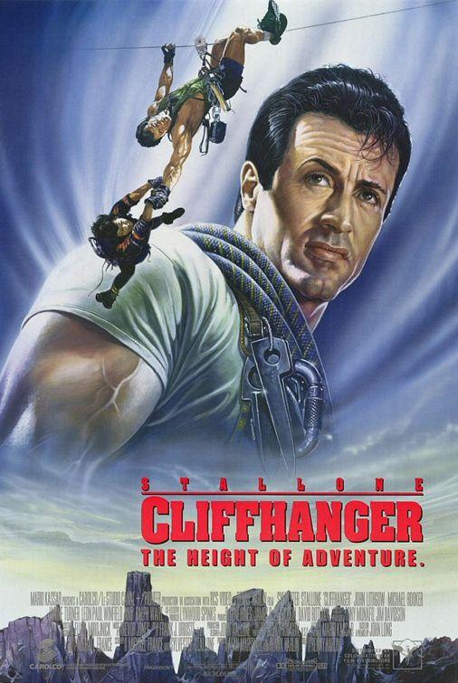 poster Cliffhanger (1993)