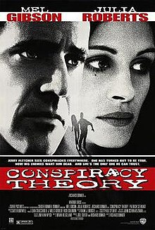 poster Conspiracy Theory (1997)