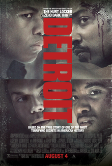 poster Detroit (2017)
