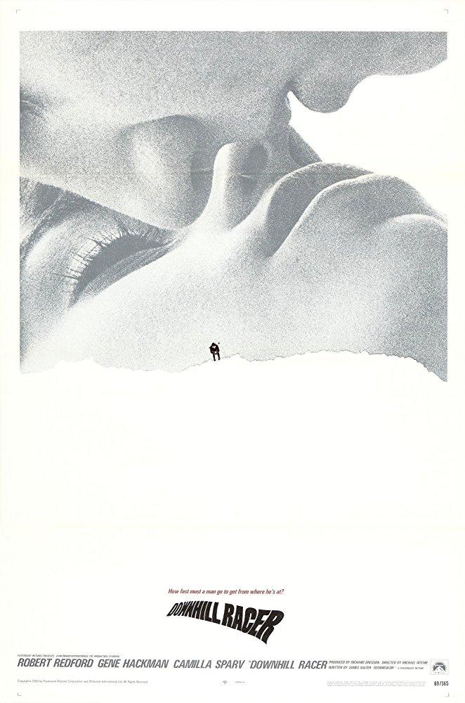 poster Downhill Racer (1969)