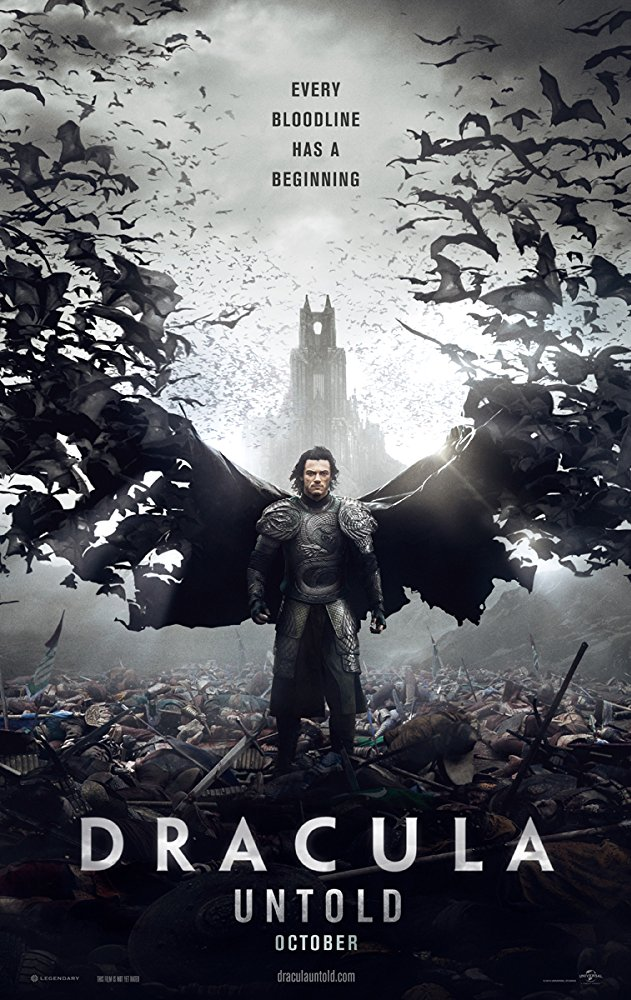 poster Dracula Untold (2014)