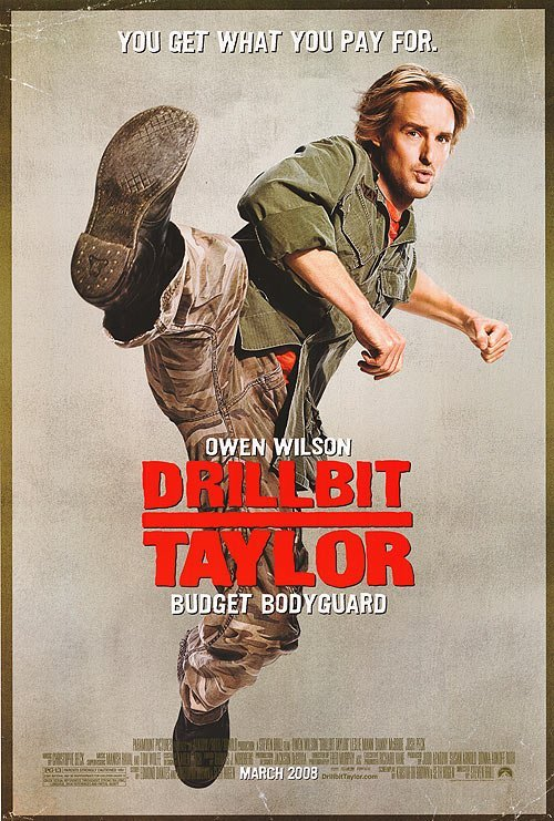 poster Drillbit Taylor (2008)