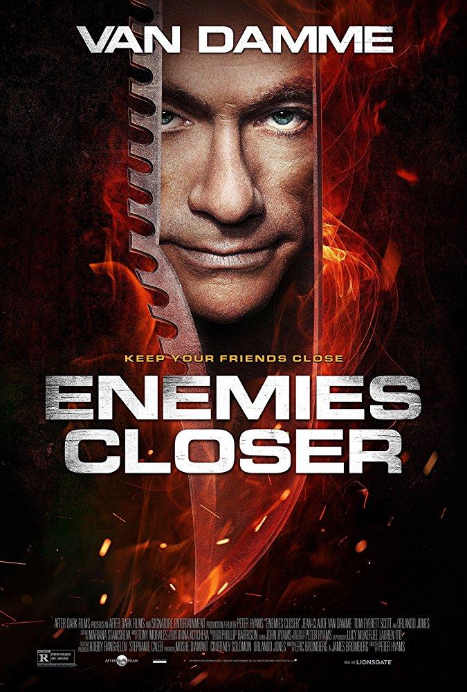 poster Enemies Closer (2013)