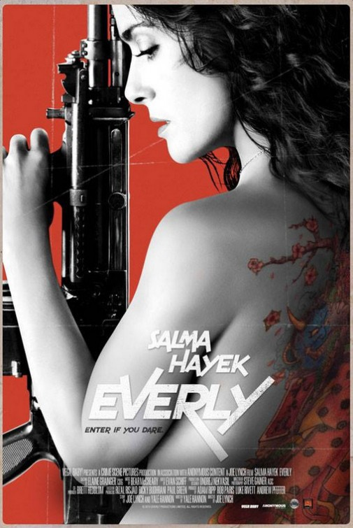 poster Everly (2014)