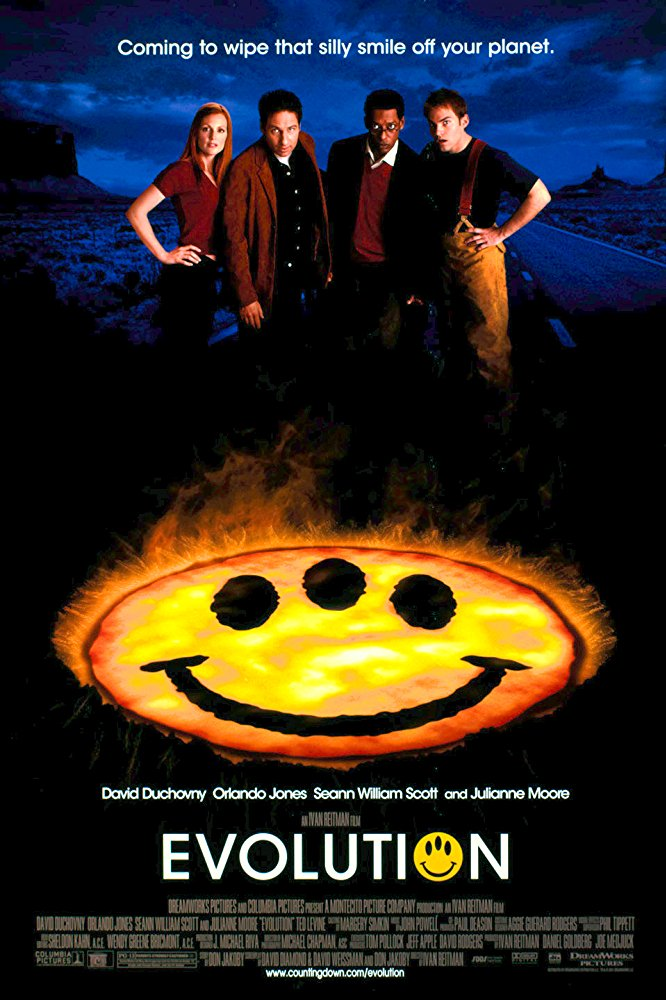 poster Evolution (2001)