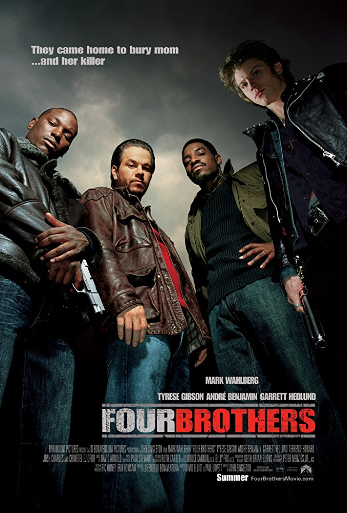 poster Four Brothers (2005)