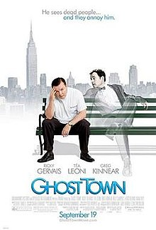 poster Ghost Town (2008)
