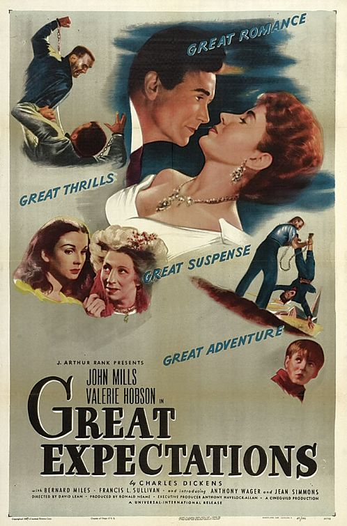 poster Great Expectations (1946)