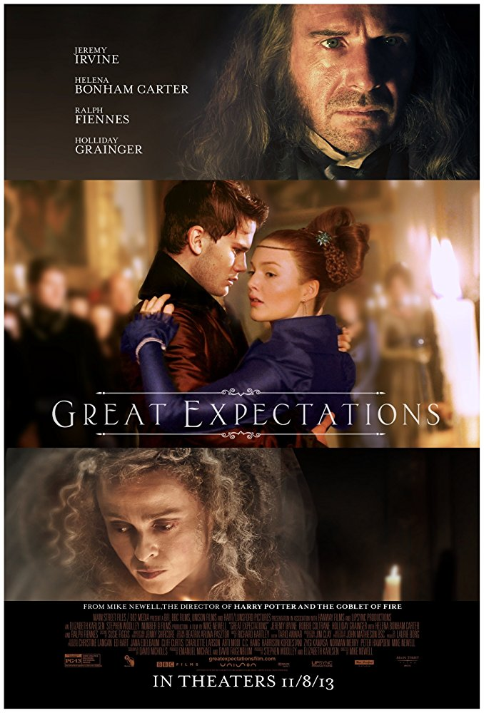 poster Great Expectations (2012)