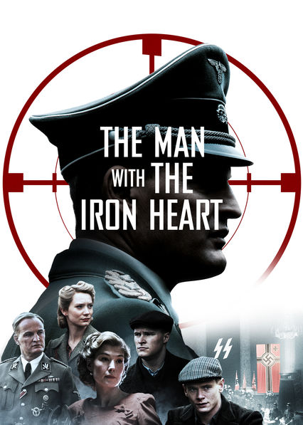 poster HHhH - The Man with the Iron Heart (2017)