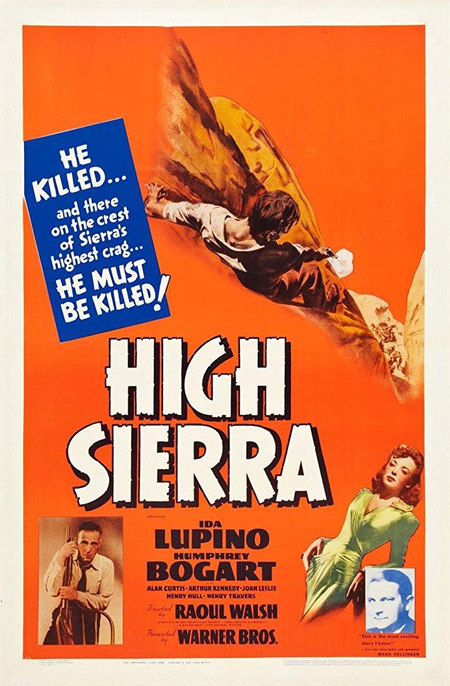poster High Sierra (1941)