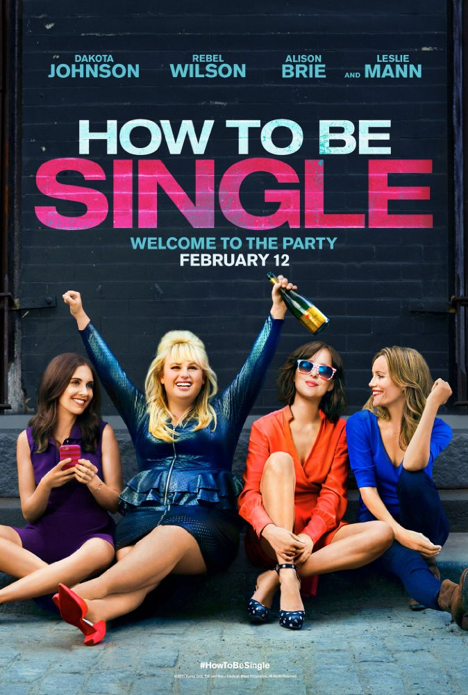 poster How to Be Single (2016)