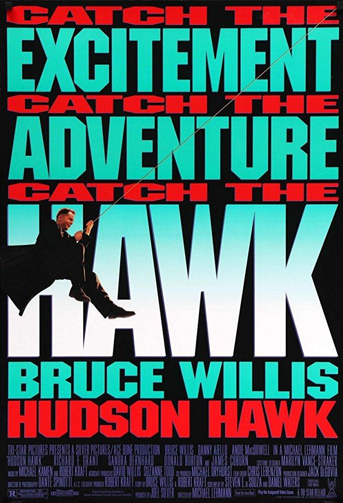poster Hudson Hawk (1991)