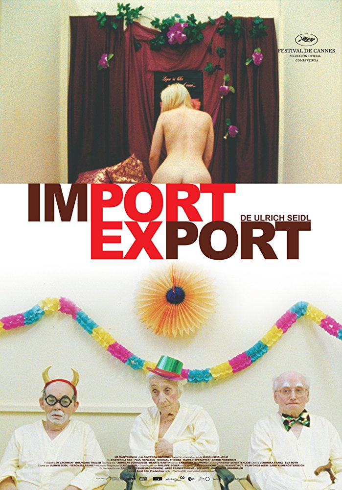 poster Import Export (2007)