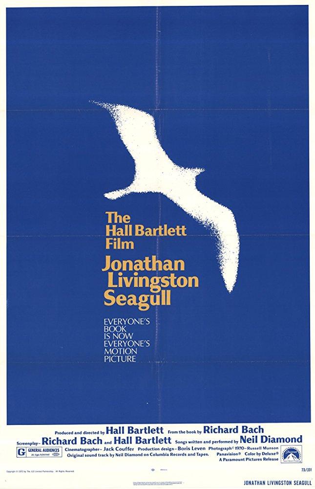 poster Jonathan Livingston Seagull (1973)