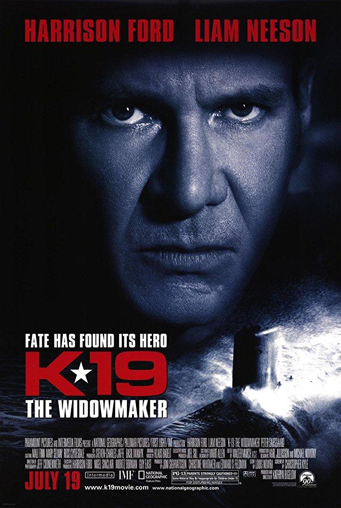 poster K-19 The Widowmaker (2002)