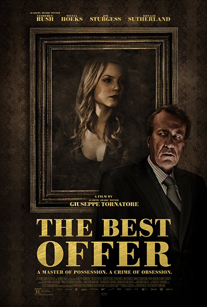 poster La migliore offerta aka The Best Offer (2013)