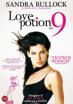 poster Love Potion No. 9 (1992)