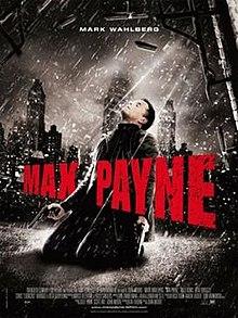 poster Max Payne (2008)