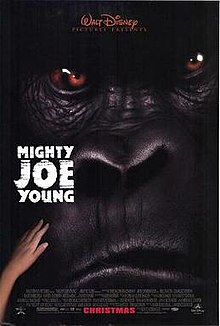 poster Mighty Joe Young (1998)