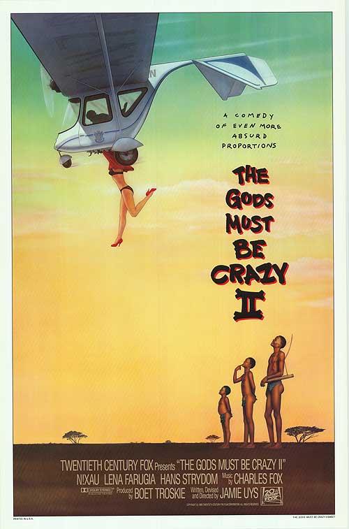 poster Nebunia zeilor II (1989)