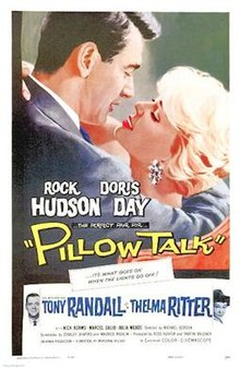 poster Pillow Talk (1959)