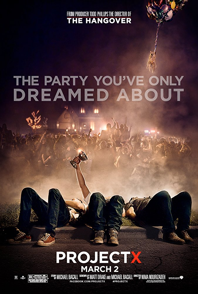 poster Project X (2012)