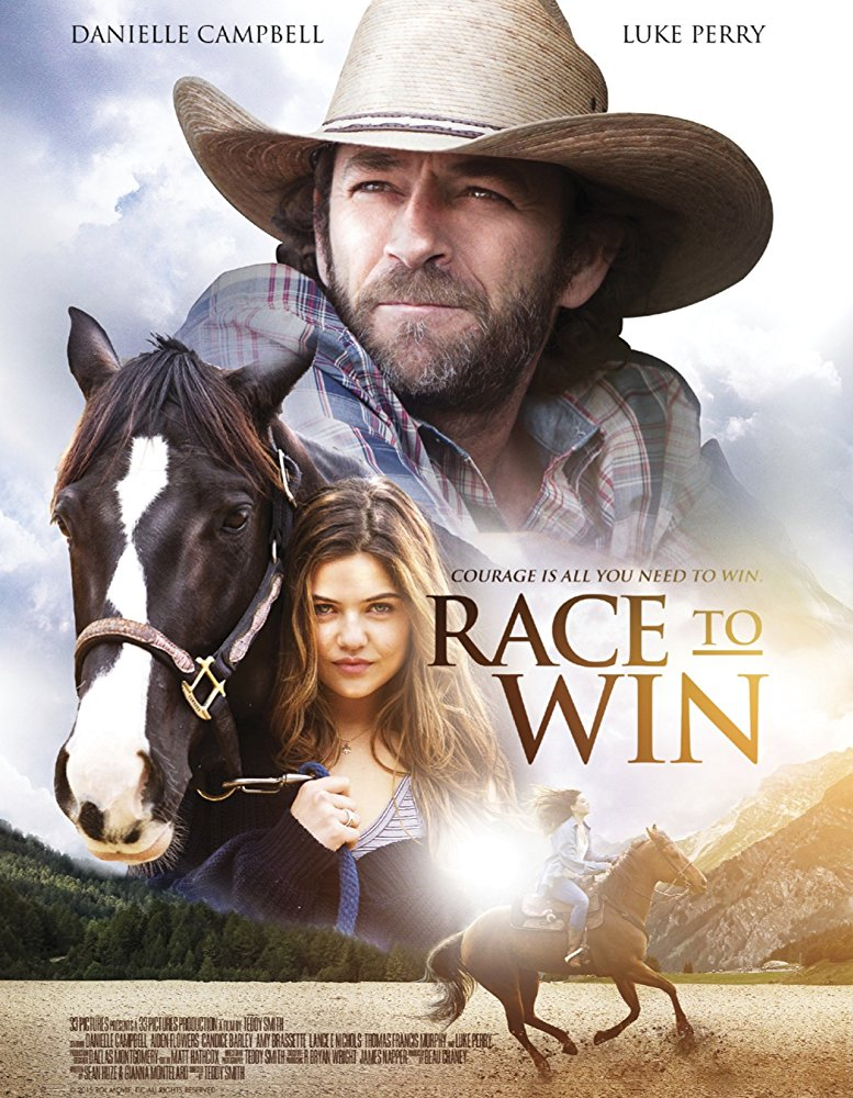 poster Race to Win - Race to Redemption (2016)