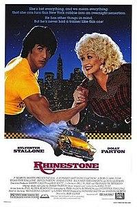 poster Rhinestone (1984)