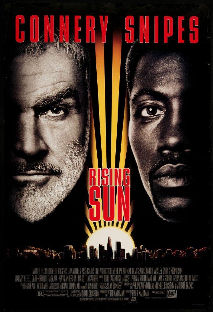 poster Rising Sun (1993)