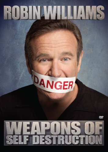 poster Robin Williams Weapons of Self Destruction