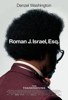 poster Roman J. Israel, Esq. (2017)