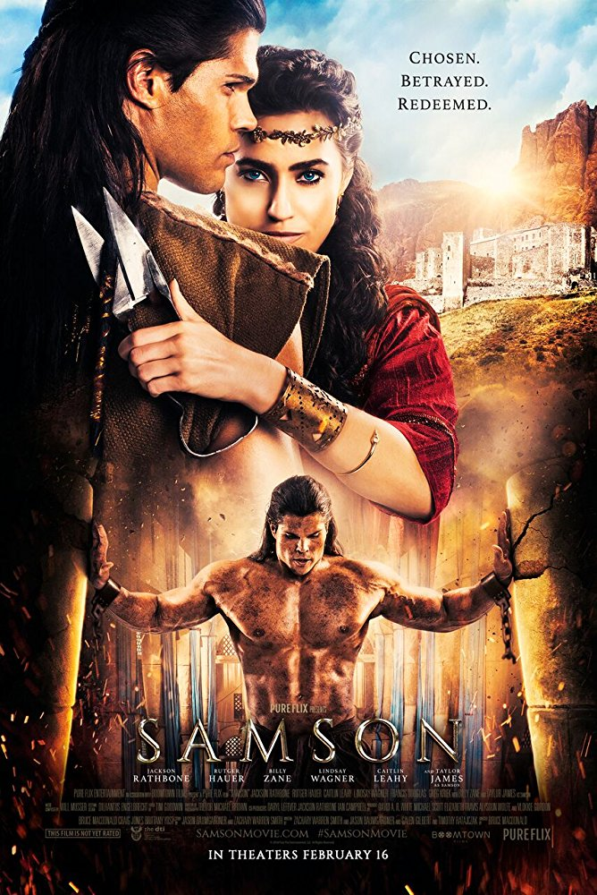 poster Samson (2018)