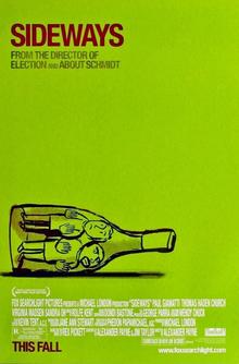 poster Sideways - In vino veritas (2004)