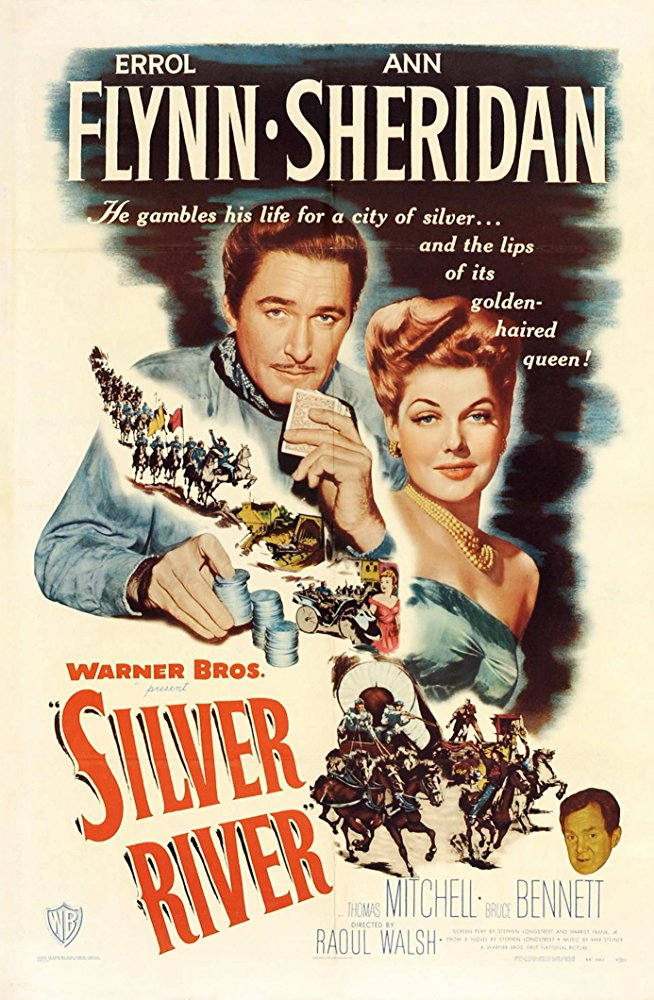 poster Silver River (1948)