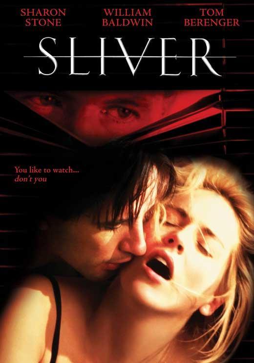 poster Sliver (1993)