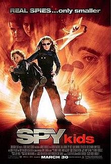 poster Spy Kids (2001)