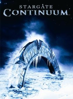 poster Stargate Continuum (Video 2008)